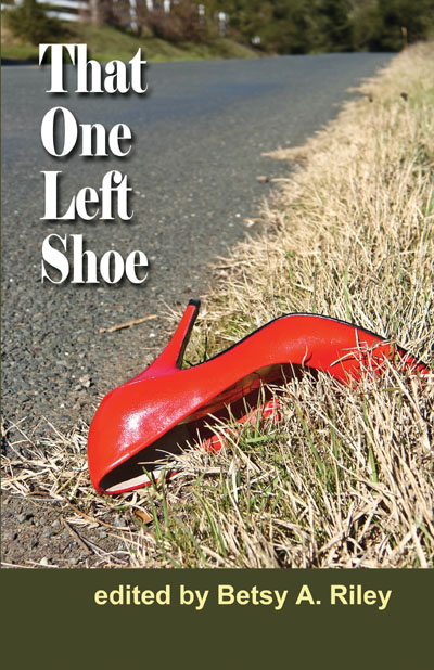 cover of That One Left Shoe anthology